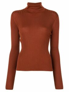 Sir. Astrid long-sleeve top - Brown
