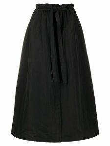 Givenchy full midi skirt - Black