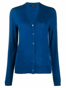 Joseph lightweight cardigan - Blue