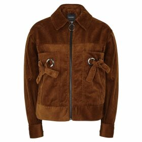 Palones Jumbo Chesnut Corduroy Jacket