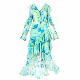 PAISIE - Carnaby Tie Shoulder Top