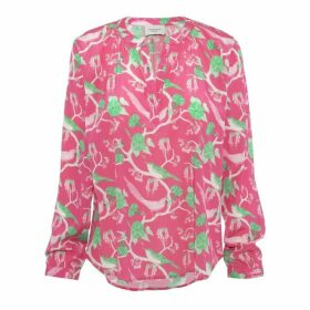 Primrose Park London Sandy Silk Shirt