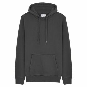 COLORFUL STANDARD Grey Cotton-jersey Sweatshirt