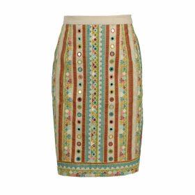 Souk Indigo - Agatha Skirt