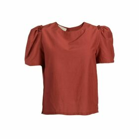 Souk Indigo - Jane Blouse Wine