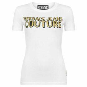 Versace Jeans Couture 3d Logo T Shirt