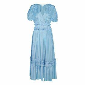Guadalupe Design - Alba Blue Dress