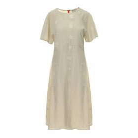 Sugarhill Brighton - Becka Coral Ombre Knit Sweater