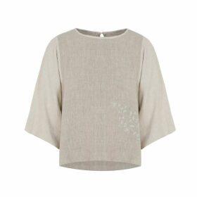 A-line Clothing - Linen T-Shirt