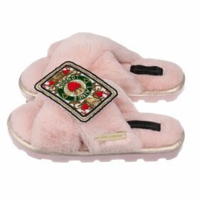 blank 03 - Linen Cropped Shirt Jacket Indigo Blue