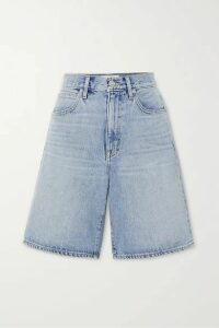 SLVRLAKE - London Denim Shorts - Light denim