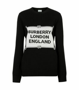 Burberry Monogram Sweater