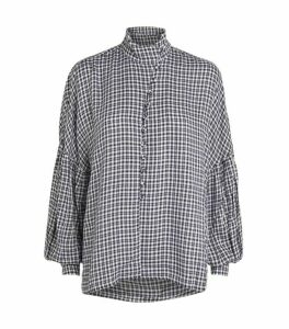 Mother Of Pearl Quinn Check Shirt