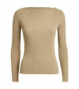 Max Mara Odino Ribbed Top