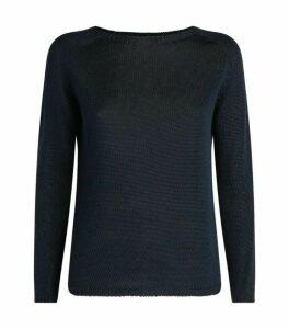 Max Mara Giolino Linen Sweater