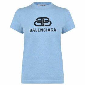 Balenciaga Balenciaga Bb Logo T Shirt