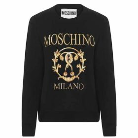 Moschino Question Sweatshirt