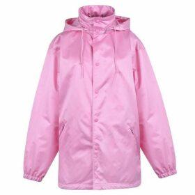 Balenciaga Balenciaga Logo Rain Jacket