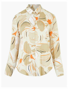 Autograph Floral Long Sleeve Shirt