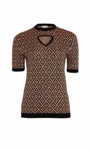 Madame Knit Top
