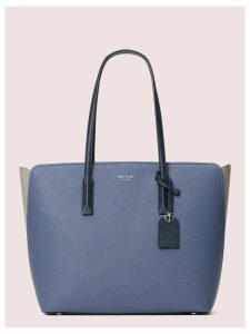 Margaux Large Tote - Celestial Blue Multi - One Size