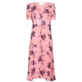 MICHAEL Michael Kors Puff Sleeve Dress