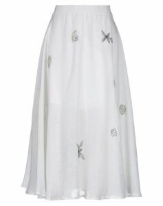 VERONICA DAMIANI SKIRTS 3/4 length skirts Women on YOOX.COM
