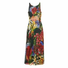 Desigual  ALIVE  women's Long Dress in Multicolour