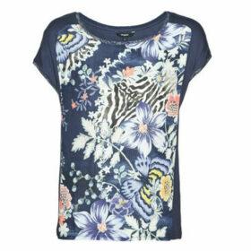 Desigual  EDIMBURGO  women's T shirt in Multicolour
