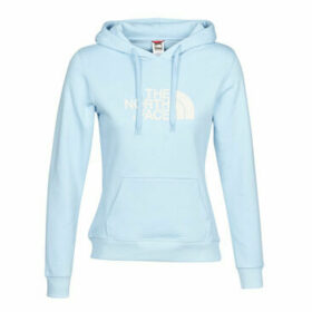 The North Face  DREW PEAK  women's Sweatshirt in Blue