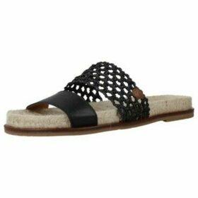 Menorquinas Popa  31206P  women's Sandals in Black