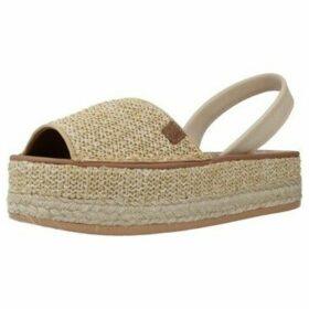 Menorquinas Popa  46201P  women's Sandals in Brown
