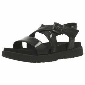 Stonefly  RIVA 2  women's Sandals in Black