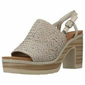 Carmela  67190C  women's Sandals in Beige