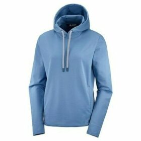 Salomon  Comet Mid Hoodie  women's Sweatshirt in Blue