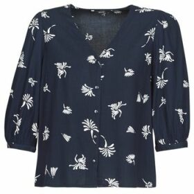 Vero Moda  VMJILLEY  women's Shirt in Blue