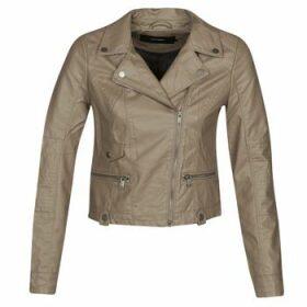 Vero Moda  VMULTRAMALOU  women's Leather jacket in multicolour