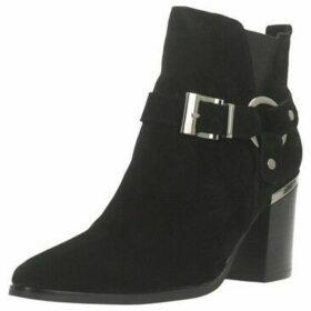 Alma En Pena  I19200  women's Low Ankle Boots in Black