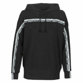 adidas  HOODIE  women's Sweatshirt in Black