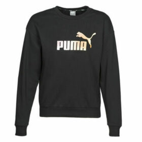 Puma  MELIO  women's Sweatshirt in Black