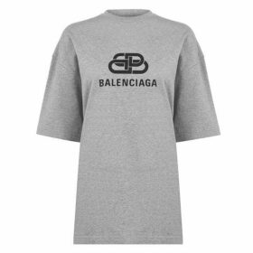 Balenciaga Bb Logo T Shirt