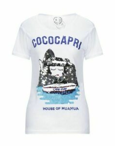 HOUSE OF MUA MUA TOPWEAR T-shirts Women on YOOX.COM
