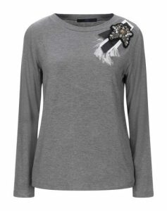 BLUE LES COPAINS TOPWEAR T-shirts Women on YOOX.COM