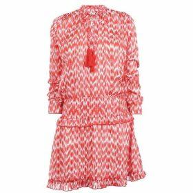 Blake Seven Macie Dress - Red