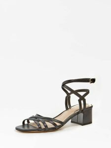 Guess Darion Real Leather Sandal