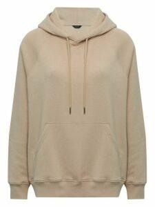 Women's Ladies long sleeve hoodie with drawstring hood