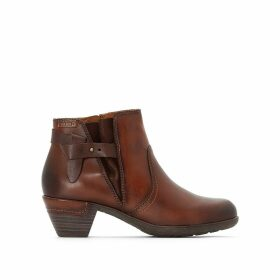Rotterdam 902 Leather Ankle Boots