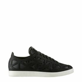 Gazelle Cutout Leather Trainers