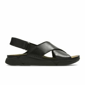 Tri Alexia Flat Leather Sandals