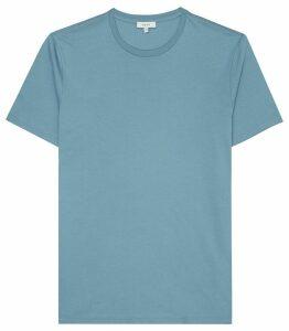 Reiss Bless - Crew Neck T-shirt in Seafoam, Mens, Size XXL